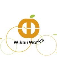 愛媛県新居浜市のムービー制作ミカンワークスのロゴ